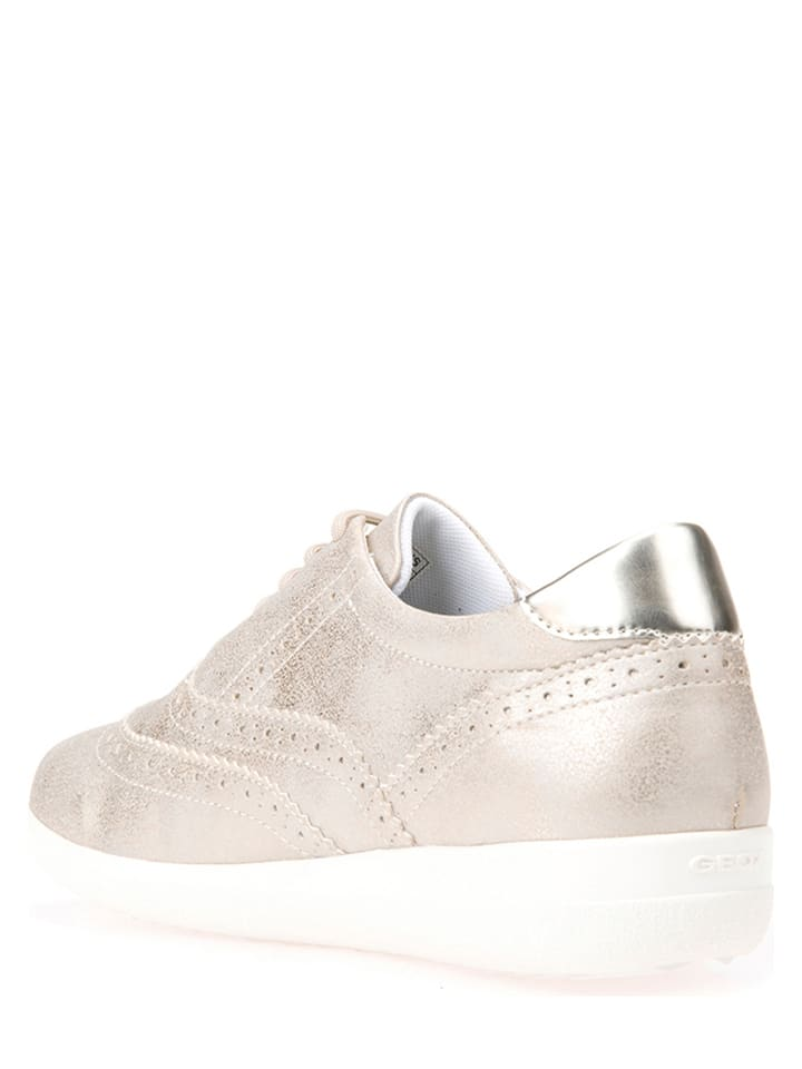 Geox Sneakers Nihal in Silber - 47% 11q9w7