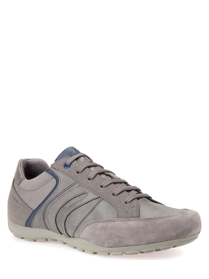 Geox Sneakers Ravex in Anthrazit