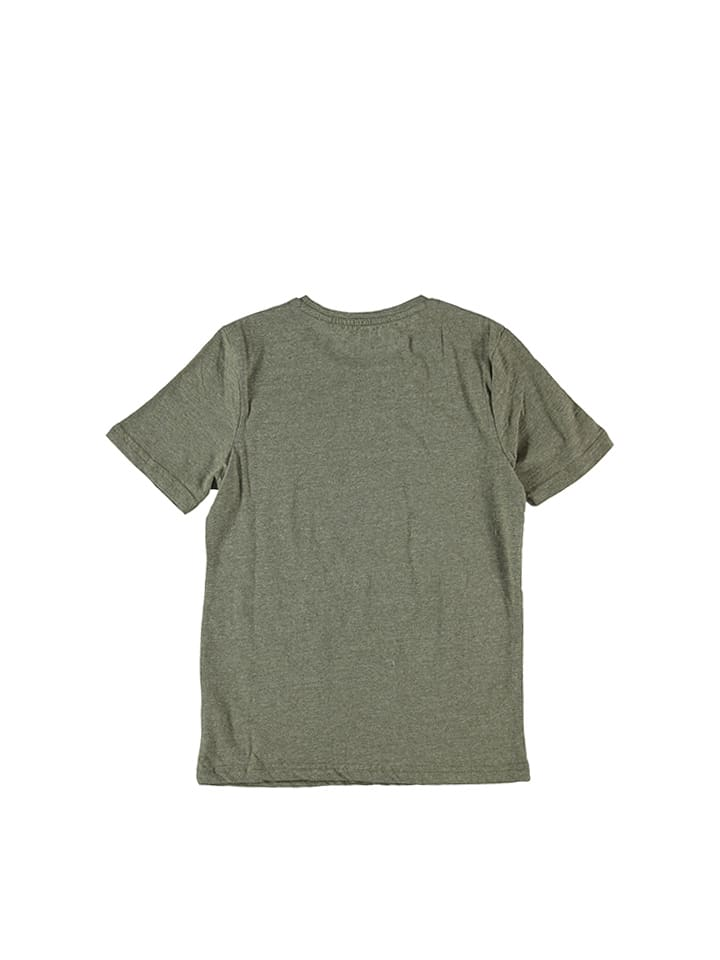 Tom Tailor Shirt in Khaki