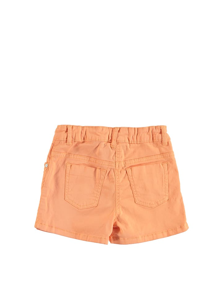 Tom Tailor Shorts in Apricot