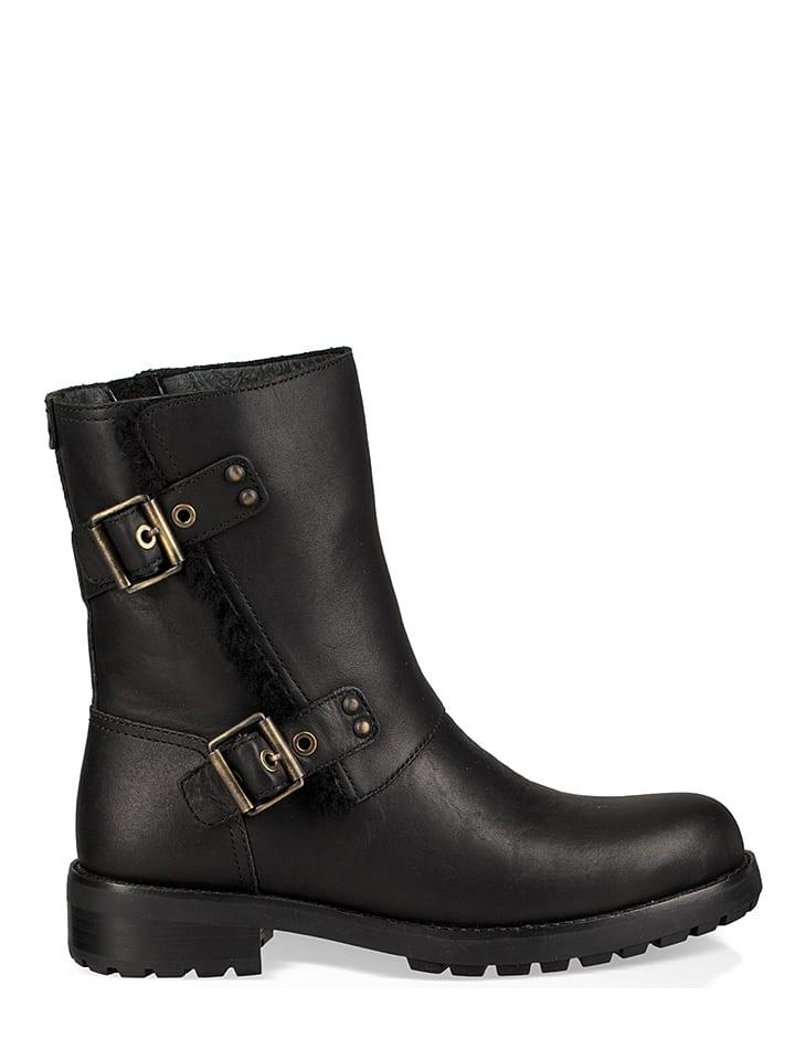 Refresh Boots in Schwarz - 59% Pfx0HG