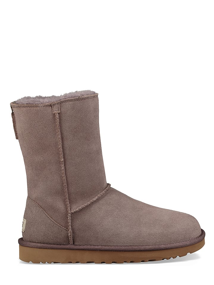 Zapato Leder-Schnürschuhe in Cappuccino - 46% FytwS