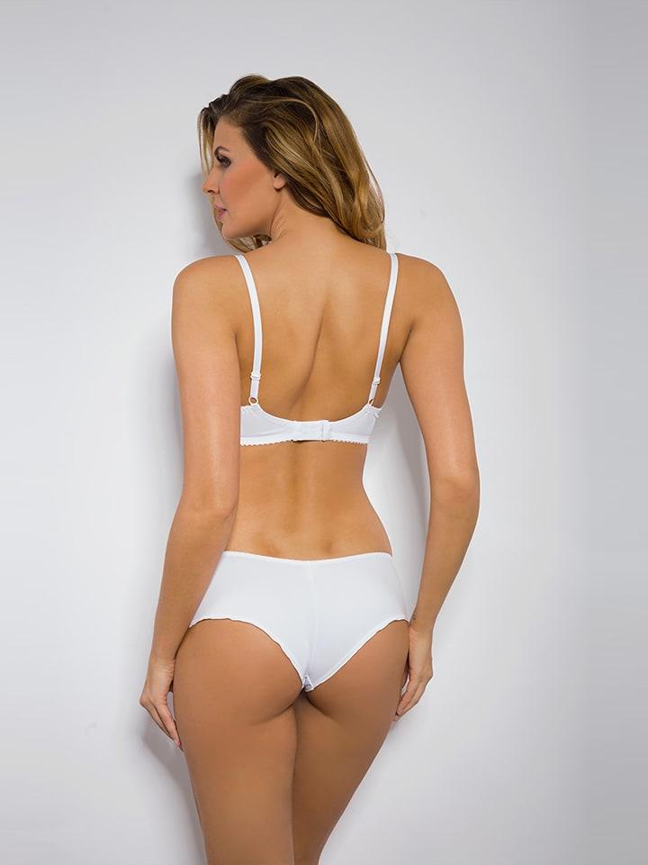 Elie pour Elle Panty Blanche in Weiß