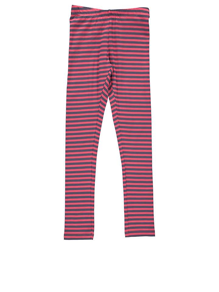 Name it Leggings Vivian in Pink/ Grau