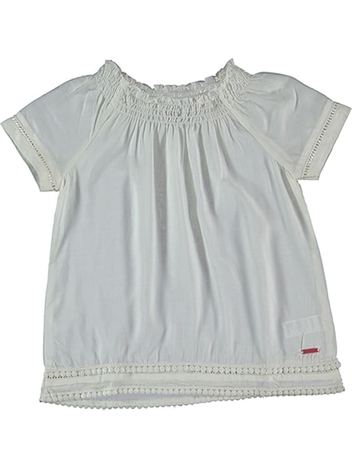 George Gina & Lucy Girls Bluse in Weiß