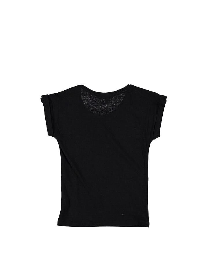 Lilou Secret Shirt in Schwarz