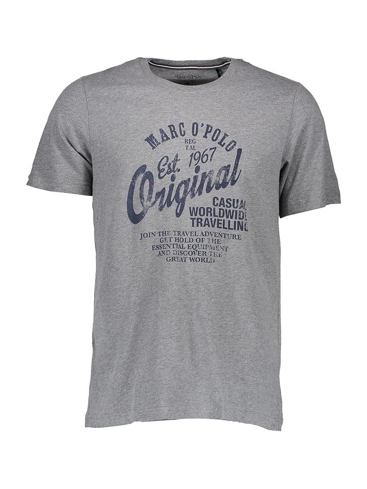 Marc OPolo Pyjama-Oberteil in Grau