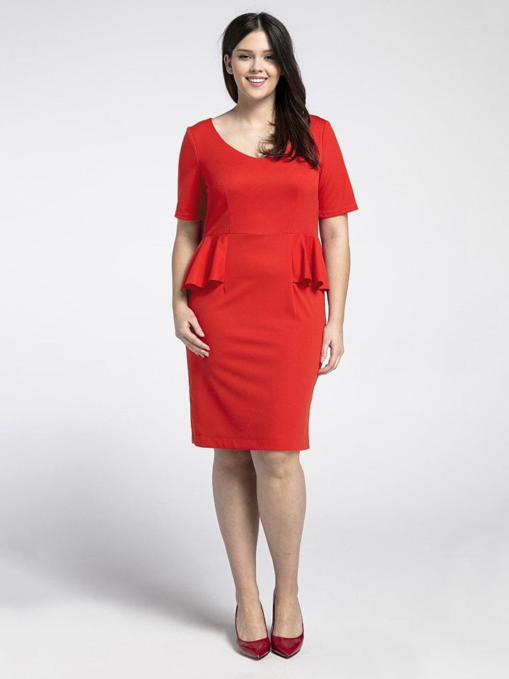 WERSIMI Kleid in Rot