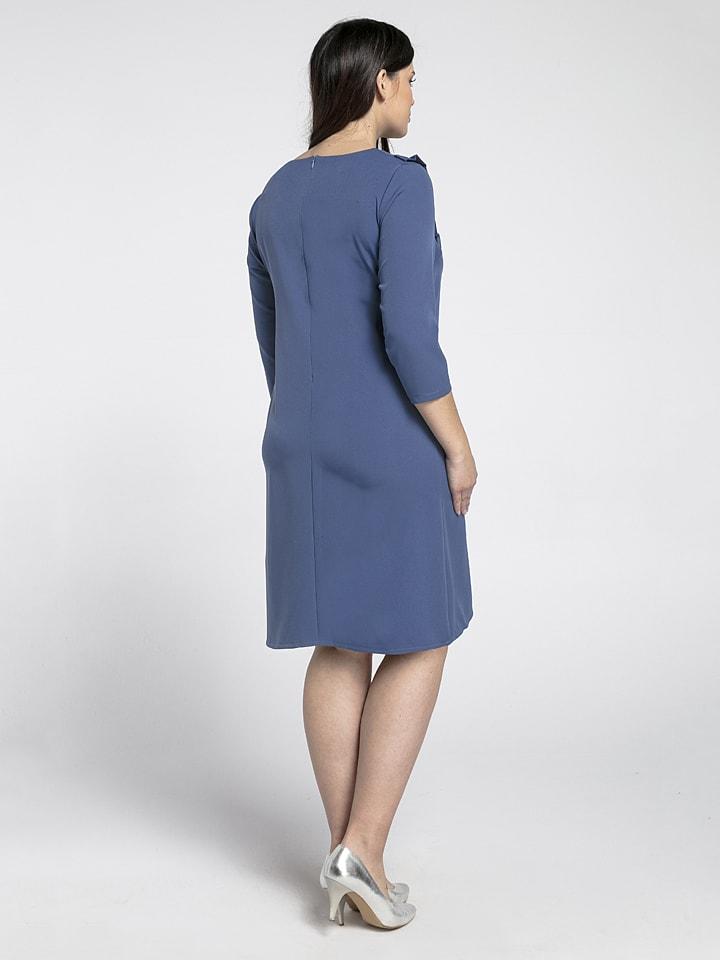 WERSIMI Kleid in Blau