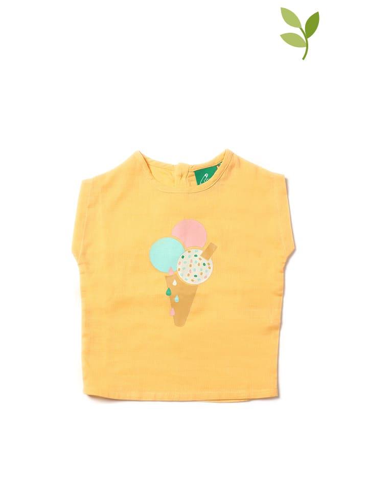 Little Green Radicals Shirt in Gelb