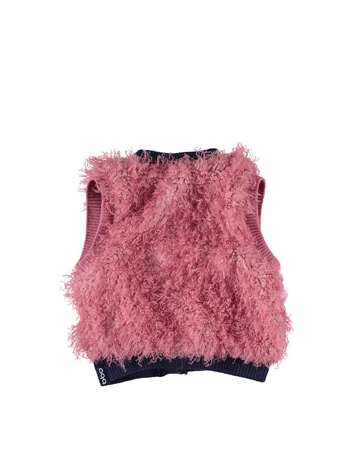 Beebielove Weste in Pink