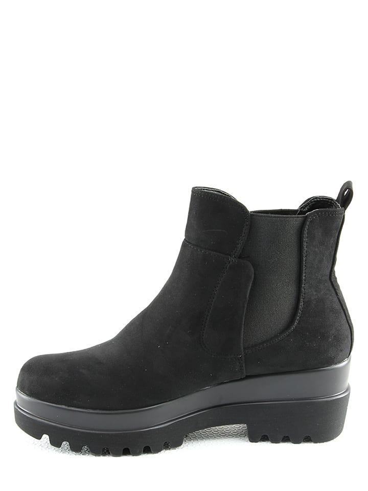 R and BE Chelsea-Boots in Schwarz - 61% TgMwV5O