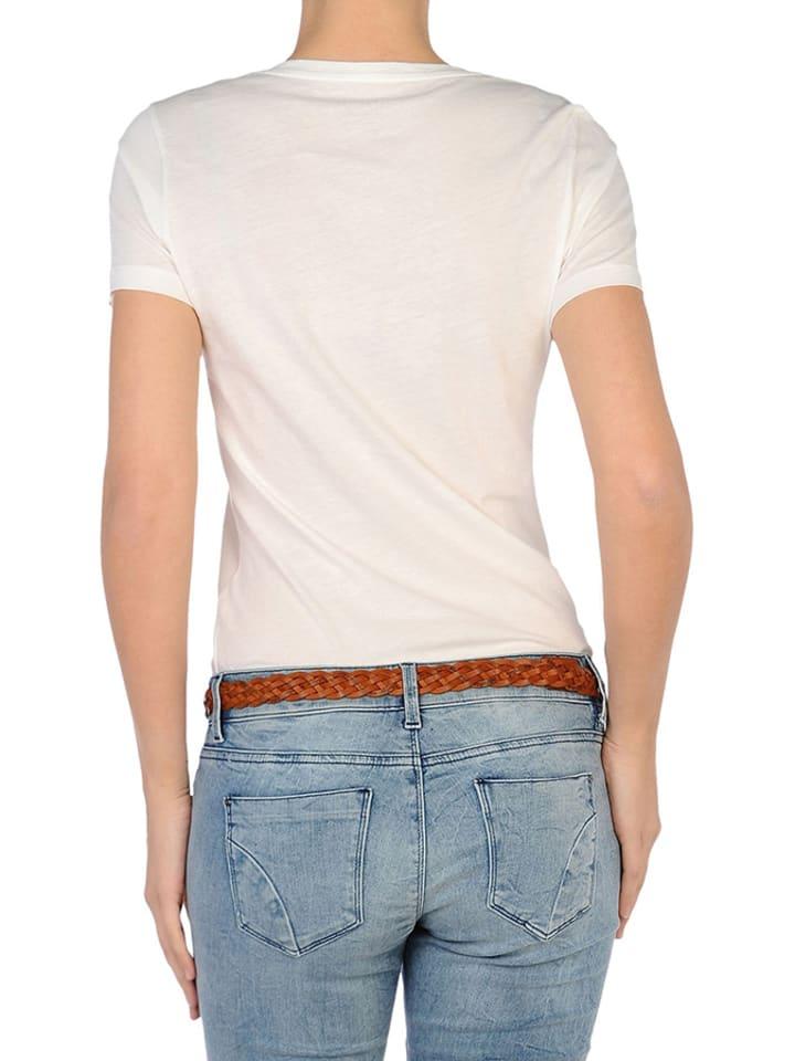 Napapijri Shirt in Weiß