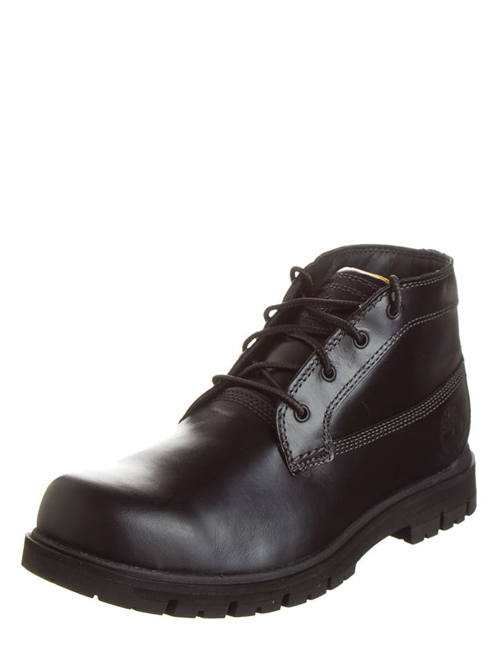 Timberland Leder-Boots Radford in Schwarz