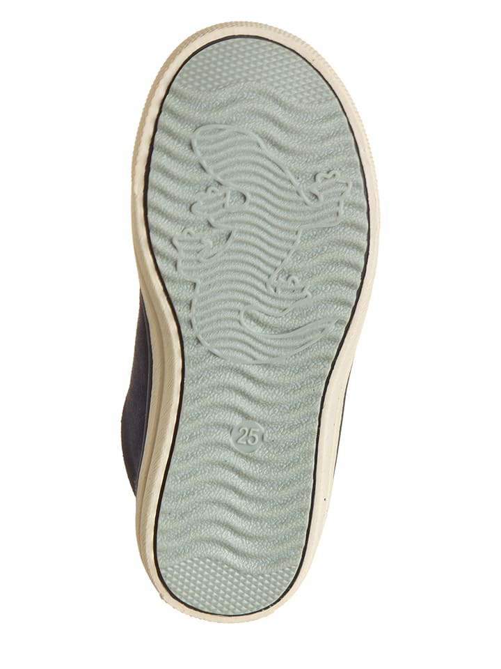 Lurchi Leder-Sneakers Salina in Dunkelblau