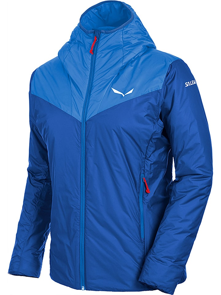 Salewa Funktionsjacke Ortles in Blau