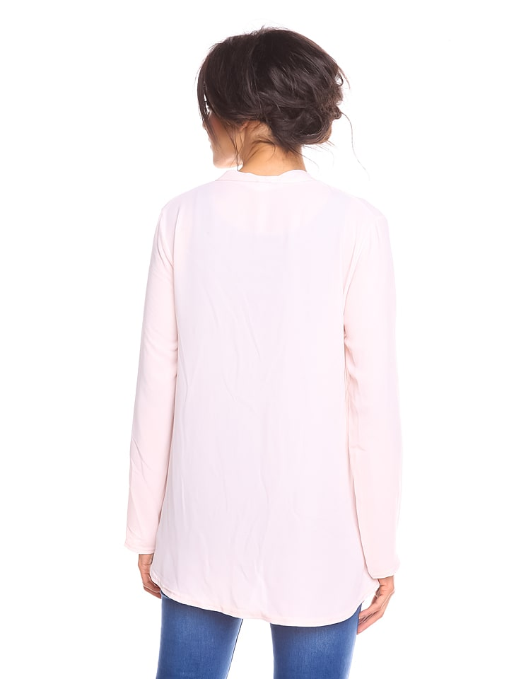 Saint Germain Paris Bluse in Rosa