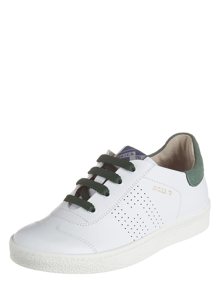 3,0 scream Leder-Sneakers in Dunkelblau - 62%