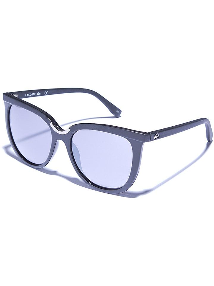 Lacoste Damen-Sonnenbrille in Schwarz - 65% jFYKC