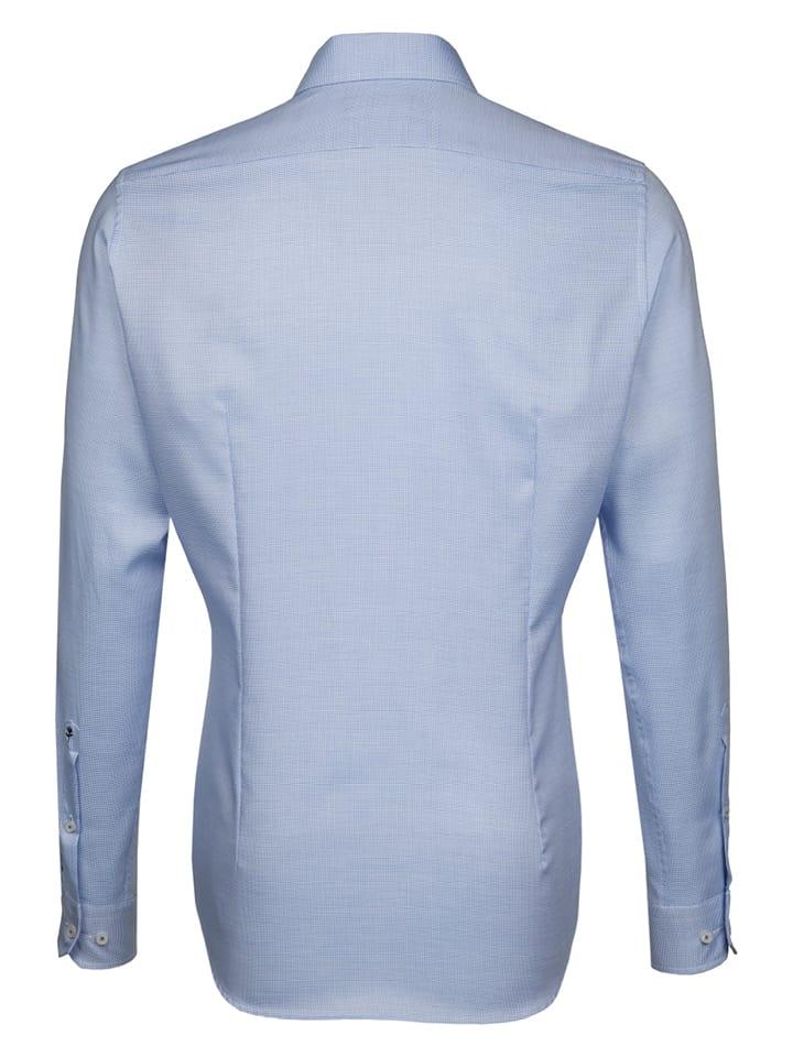 Seidensticker Hemd - Tailored - in Hellblau