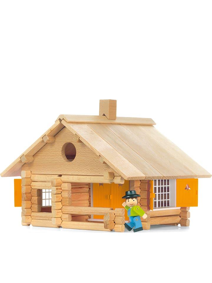 jeujura 135tlg bauset blockh tte ab 5 jahren. Black Bedroom Furniture Sets. Home Design Ideas