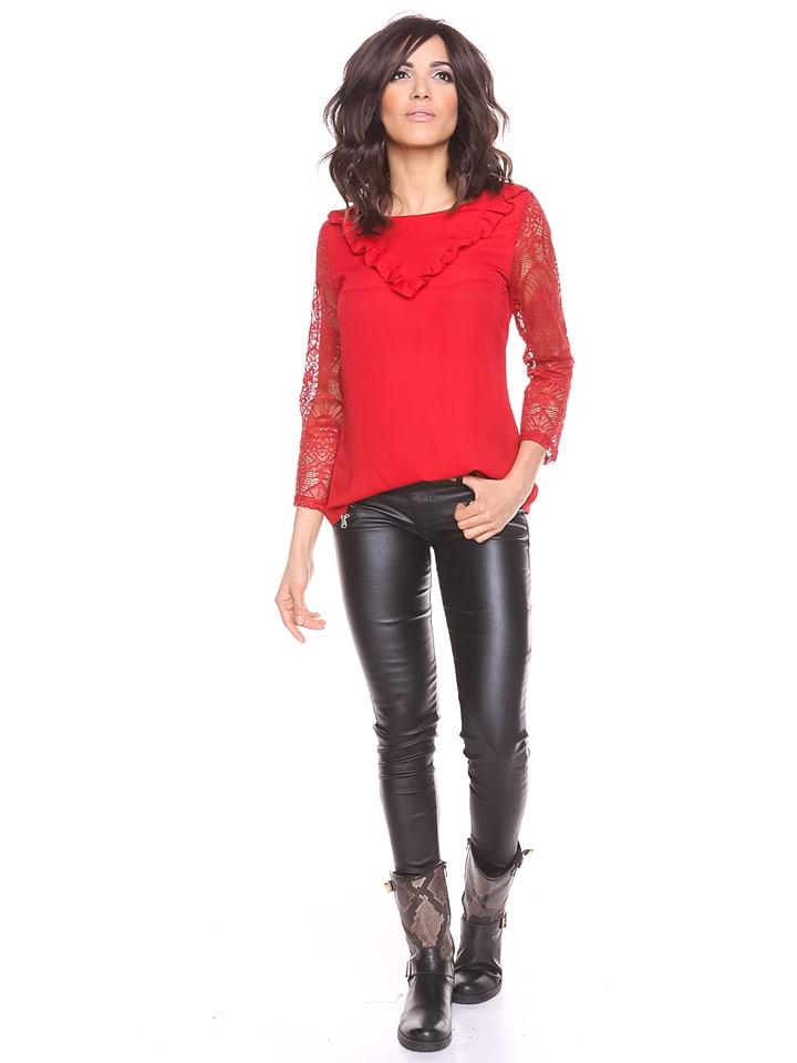 Scarlet Jones Shirt Dany in Rot