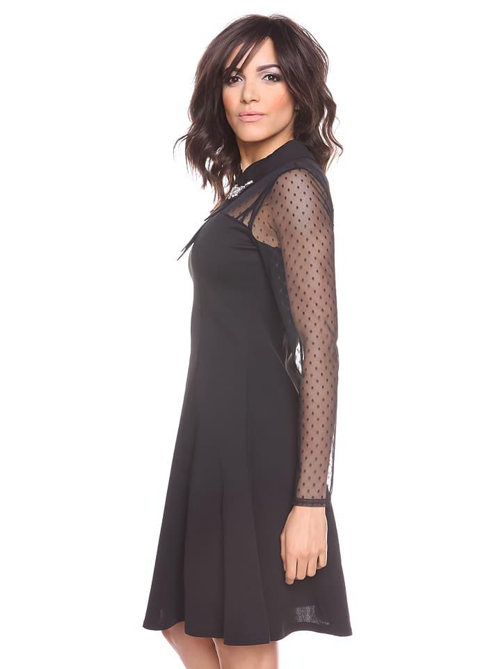 Scarlet Jones Kleid Ella in Schwarz