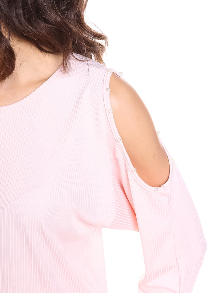 Scarlet Jones Shirt Mirna in Rosa