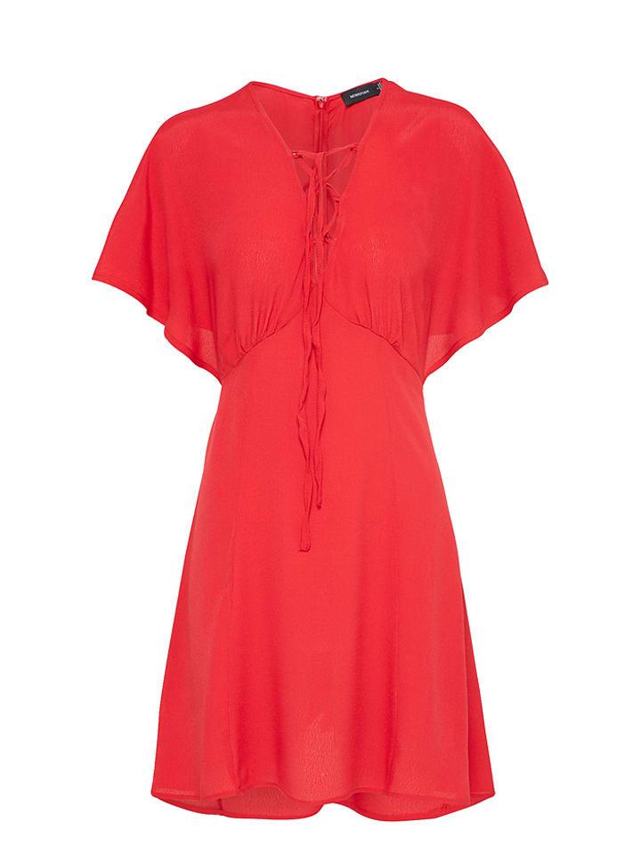 MINKPINK Kleid in Rot