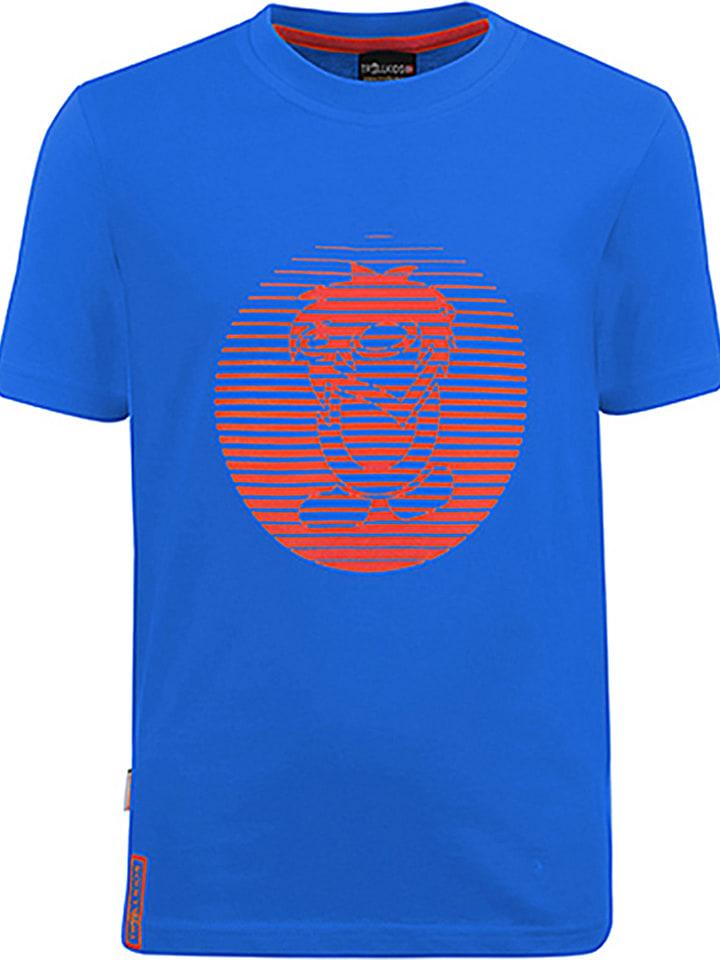 Trollkids Funktionsshirt Troll in Blau