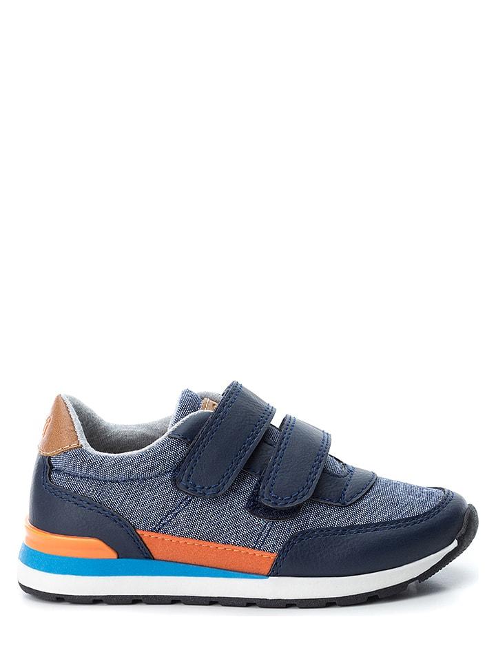 XTI Kids Sneakers in Dunkelblau