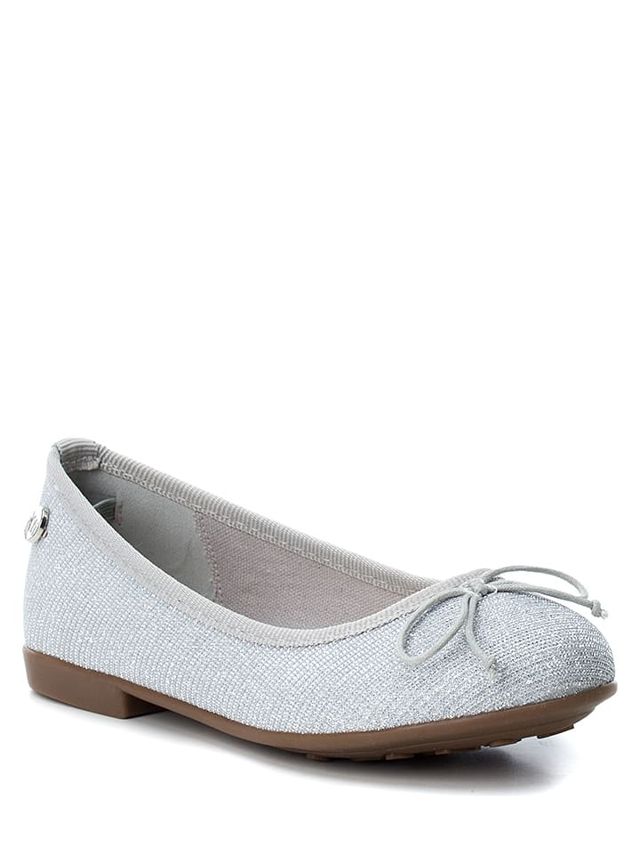 XTI Kids Ballerinas in Silber