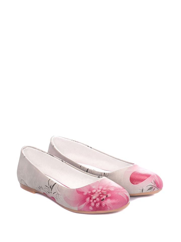 Streetfly Ballerinas in Creme - 67% lO4Qq7N6