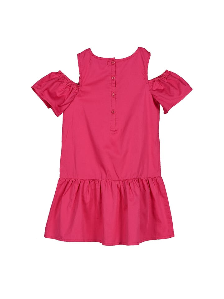 Naf Naf Kleid in Pink