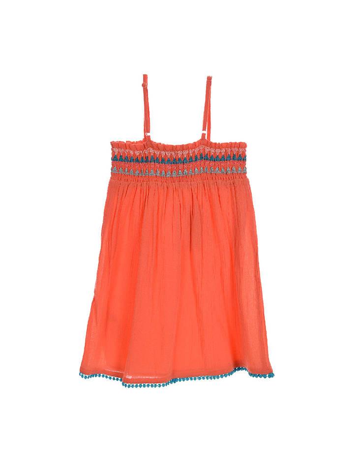 Naf Naf Kleid in Orange