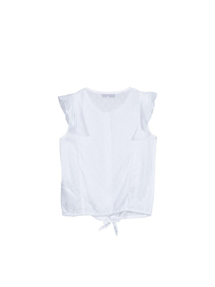 Naf Naf Bluse in Weiß