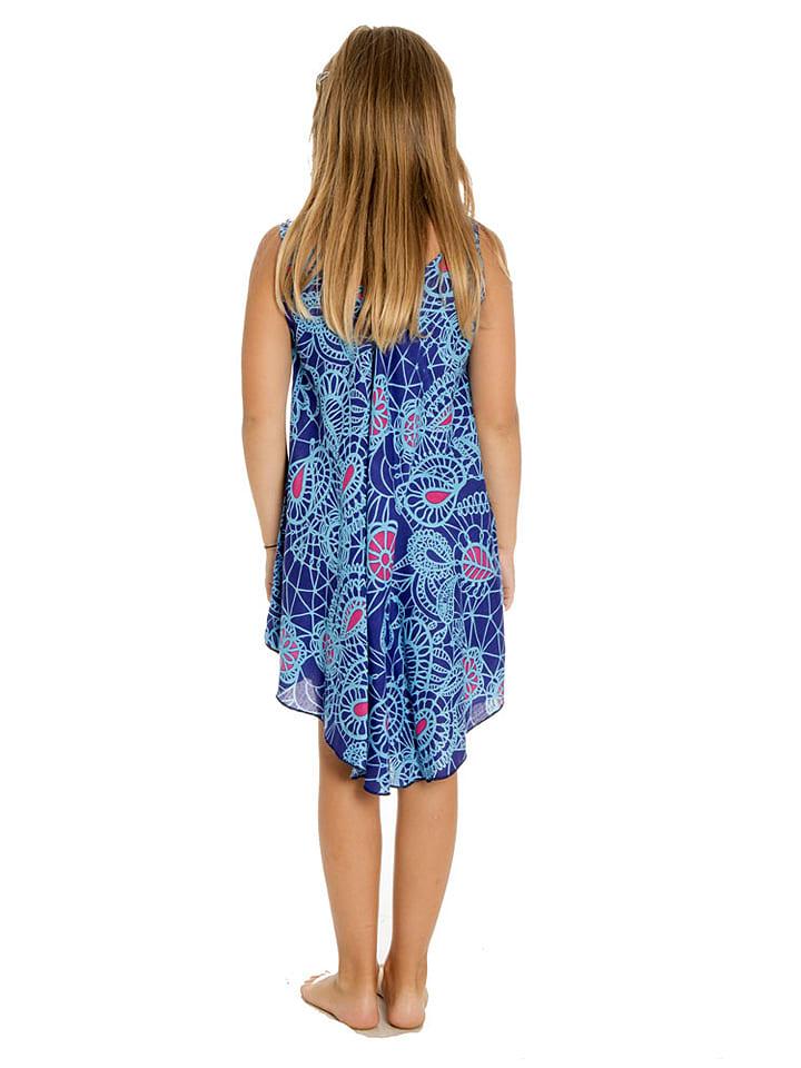 Aller Simplement Kleid in Blau
