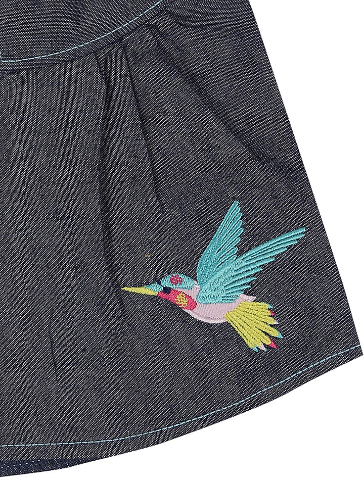Lilly and Sid Shorts in Grau