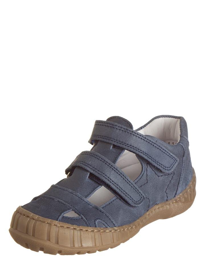 BO-BELL Leder-Sneakers in Dunkelblau - 62% 5CGQuX0T0I