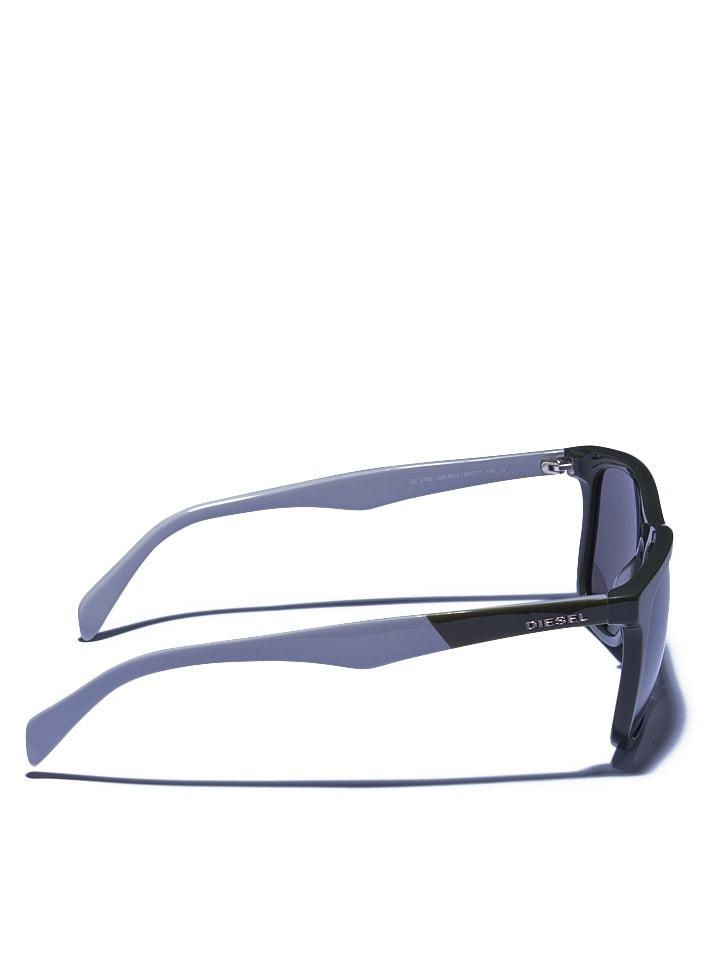 Diesel Unisex-Sonnenbrille in Oliv-Grau - 57% MplOOxXqsq