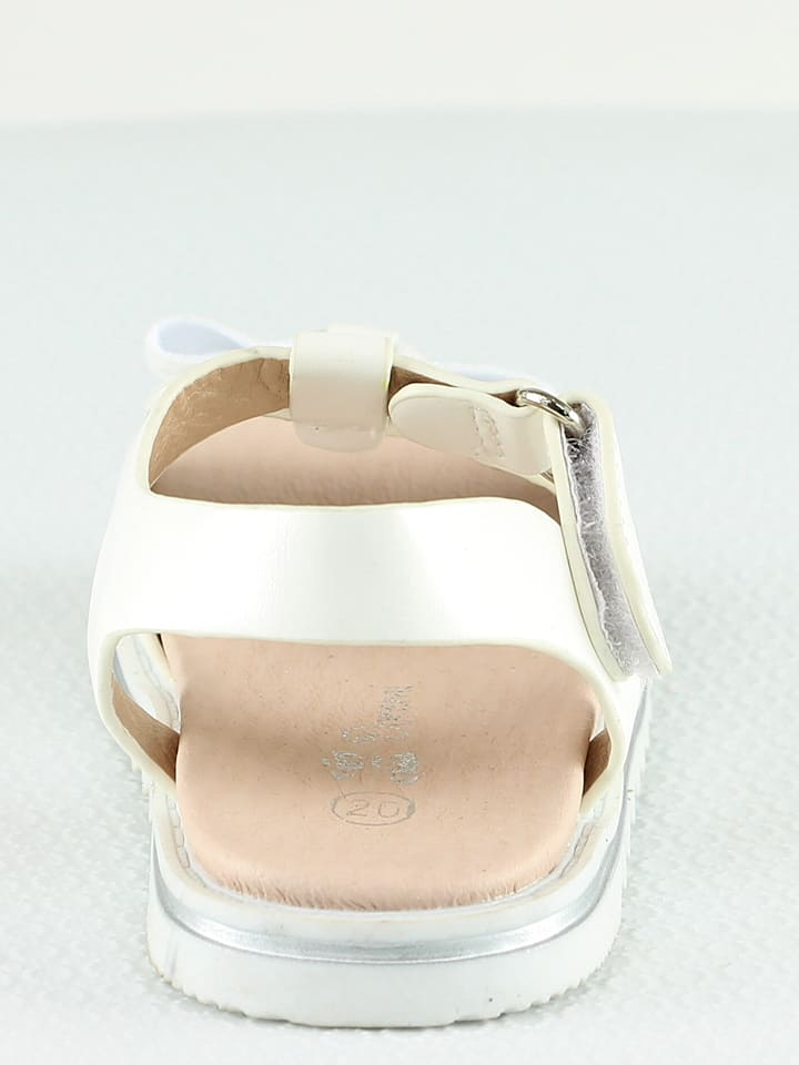 Doremi Sandalen in Weiß