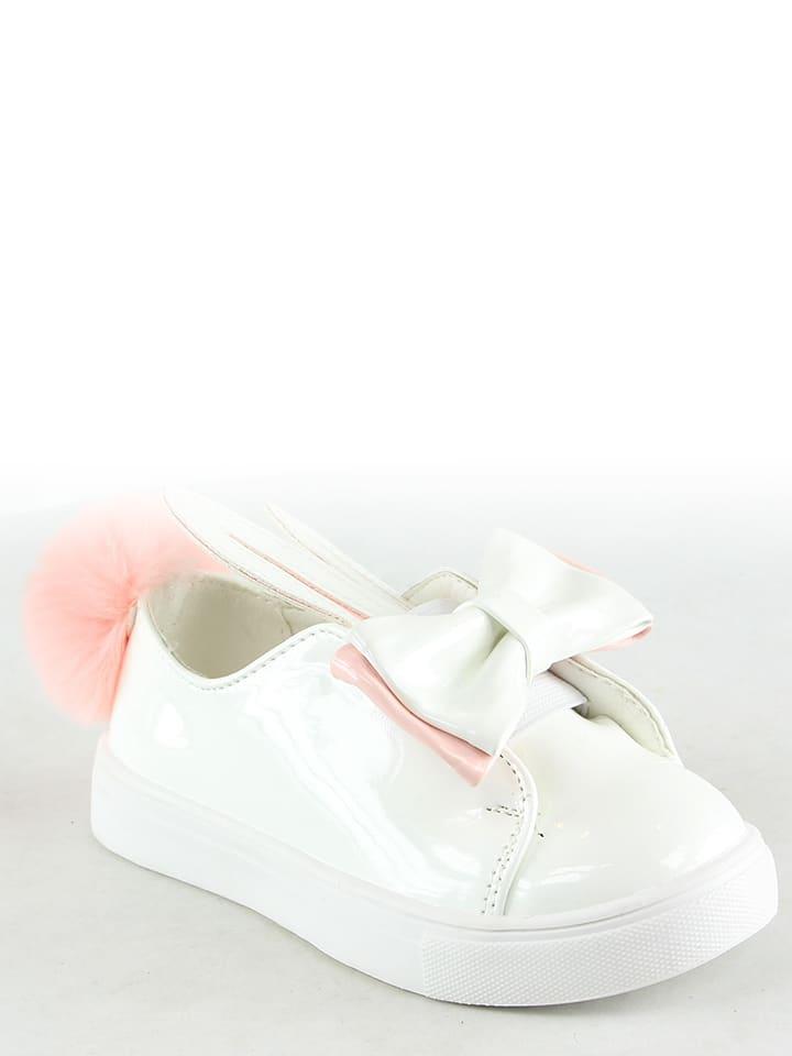 Rock & Joy Sneakers wit