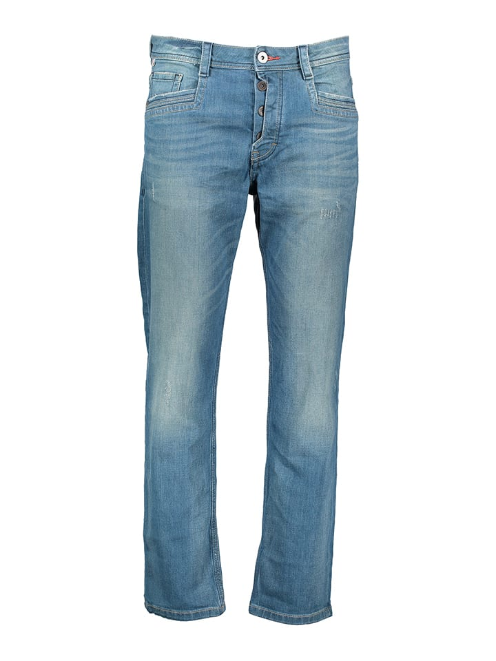"Tom Tailor Jeans ""Trad"" - Relaxed fit - in Blau"