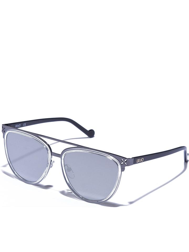 Liu Jo Damen-Sonnenbrille in Schwarz - 69% 83U52twbU