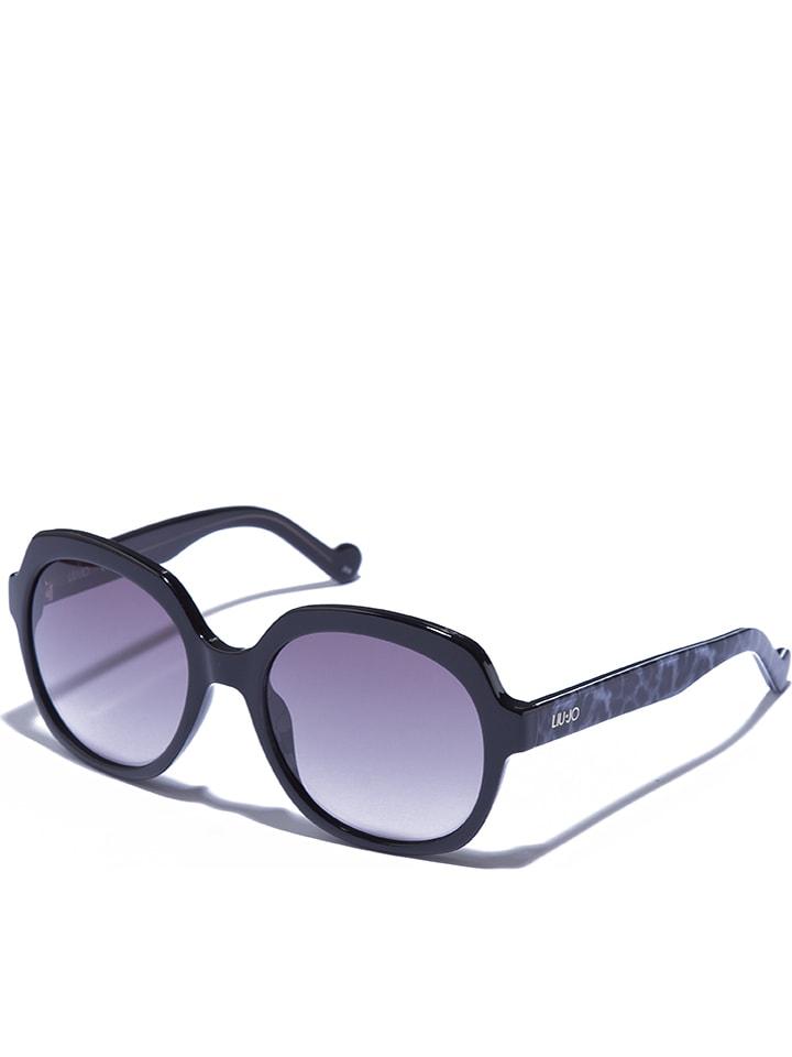 Liu Jo Damen-Sonnenbrille in Schwarz - 72% JPOxBwVPPo