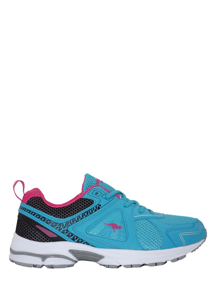 """Kangaroos Sportschoenen """"KR-Run 5"""" turquoise"""