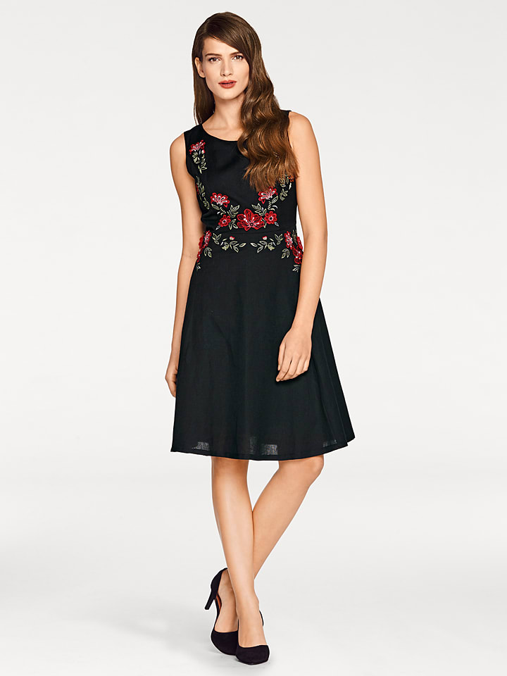 by brooke heine in Kleid Schwarz Ashley in brooke Kleid by Schwarz Ashley heine Ashley xXCqwF8