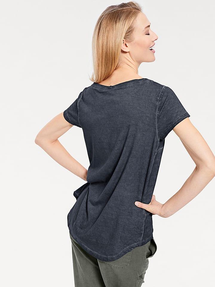 B Shirt C Connections B in heine Best by C Dunkelblau 5W0wFnqEw