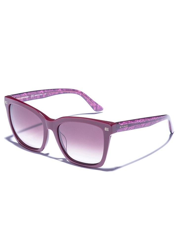 Etro Damen-Sonnenbrille in Schwarz - 64% 9e3iYFs