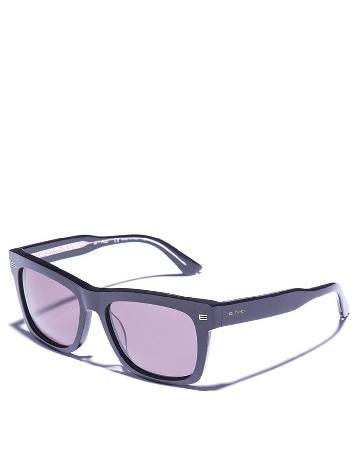 Etro Damen-Sonnenbrille in Schwarz - 60% aMs0x5